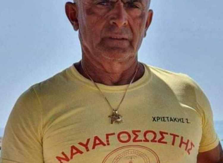 Αγία Νάπα: Αφυπηρετησε ο ναυαγοσώστης Χριστάκης Σπύρου με ιστορικό εκατοντάδων διασώσεων - Η ανάρτηση Καρούσου