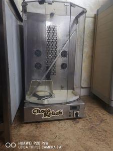 Πώληση μηχανής Choco Kebab
