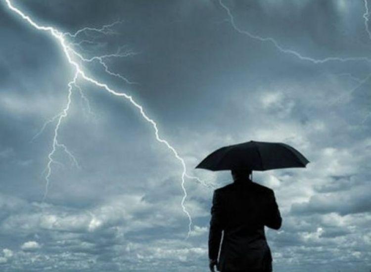 Έκτακτο: Ανανέωση κίτρινης προειδοποίησης - Ισχυρές καταιγίδες