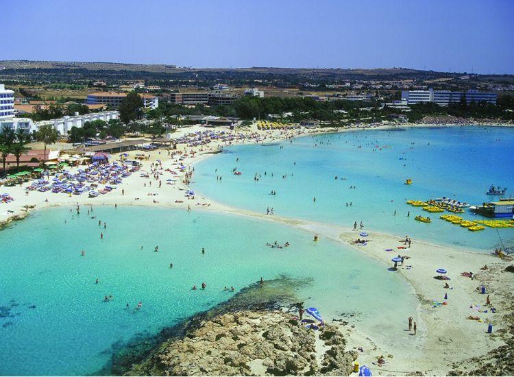 Το Nissi Beach ξανα στην 3η θεση της δημοφιλέστερης παραλίας