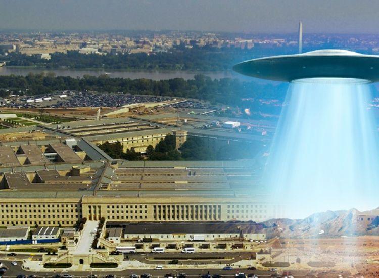 """Τα UFOs """"στοιχειώνουν"""" τις μυστικές υπηρεσίες των ΗΠΑ"""