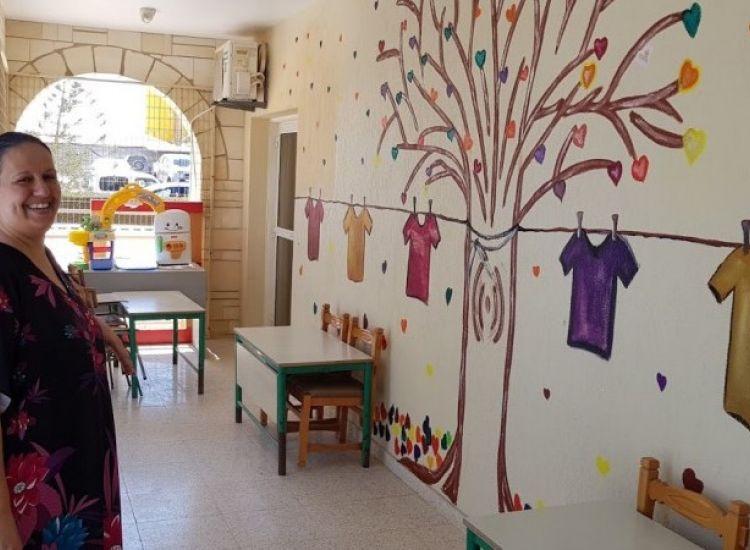 Αγ. Νάπα: Το όνομα της Μαρίας Κίτσιου φέρει αίθουσα σχολείου