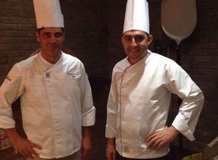 Σωτήρα: Όταν δύο σπουδαίοι σεφ συνεργάζονται το αποτέλεσμα είναι...απολαυστικό!