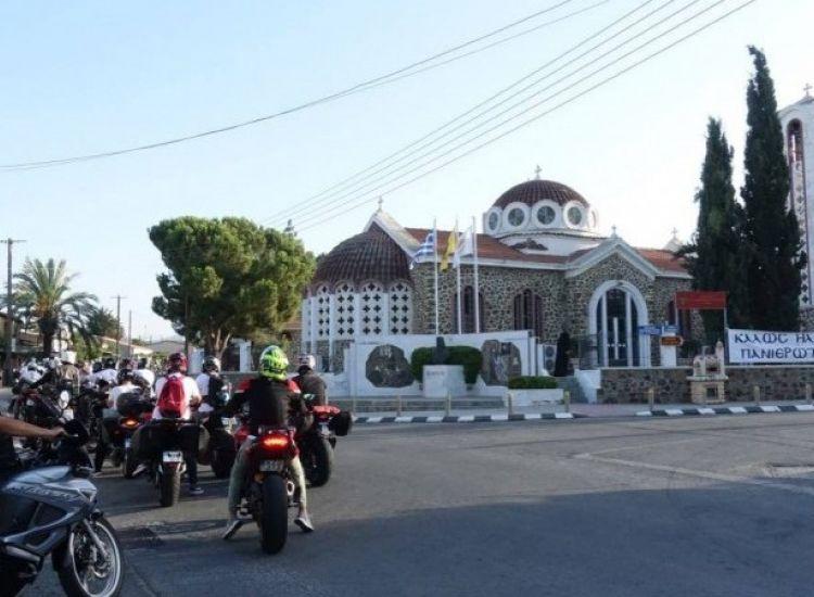 Στο δρόμο οι μοτοσικλετιστές της Πρωτοβουλίας Μνήμης Ισαάκ – Σολωμού (photos)