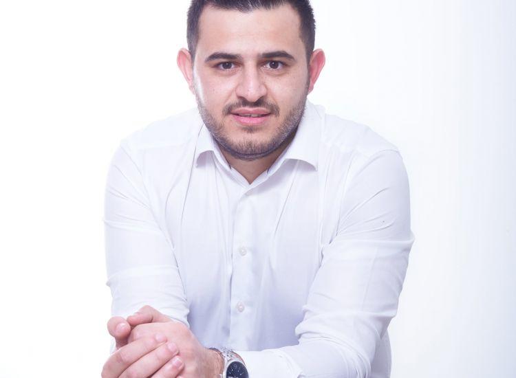 Βουλευτικές Αμμόχωστος: Κλεάνθης Κουτσόφτας...και επίσημα!