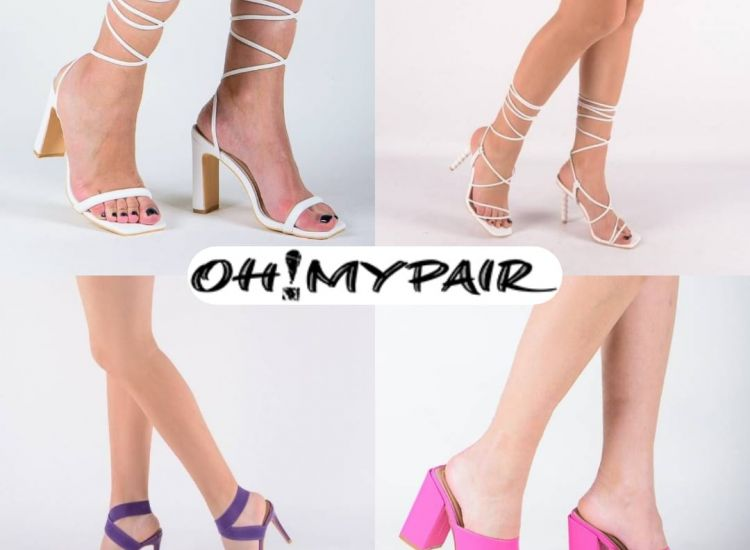 Το νέο E-shop με τα μοναδικά γυναικεία παπούτσια... τα σπάει!