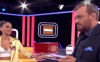 Τίναξε τον τραπεζίτη του «Deal» στον αέρα η Χάρις Σάββα από την Κύπρο