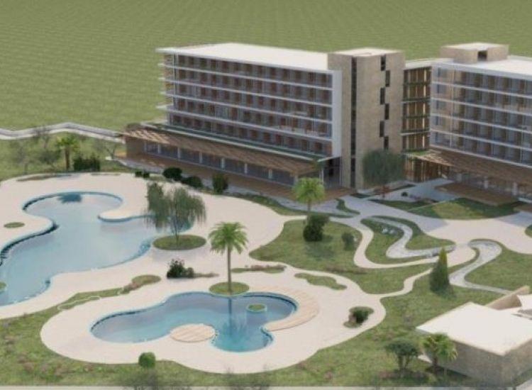 Νέο ξενοδοχείο 512 κλινών στην Αγία Νάπα