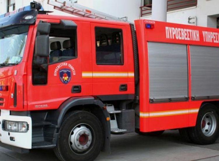 ΠΑΡΑΛΙΜΝΙ: Τηλεφώνημα για φωτιά στη Cyta