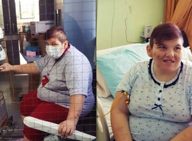 Θλίψη: Έφυγε η 26χρονη Έλενα-Πάλευε με τη λευχαιμία (pic)