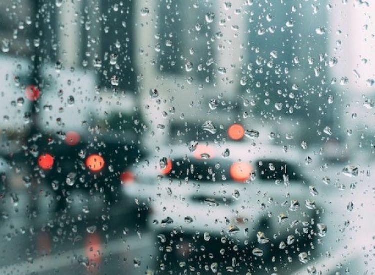 Η βροχόπτωση στο Φρέναρος τον Μάρτιο