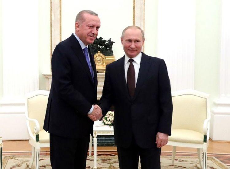 Η Ορθόδοξη Μόσχα στηρίζει Ερντογάν