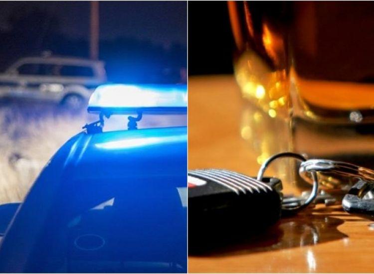 Παραλίμνι: 46χρονος έπιασε τιμόνι ντίρλα στο μεθύσι!