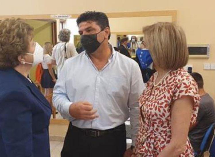 """Αγία Νάπα: Ξεπέρασαν τους 300 οι εμβολιασμοί """"Walk-in"""""""
