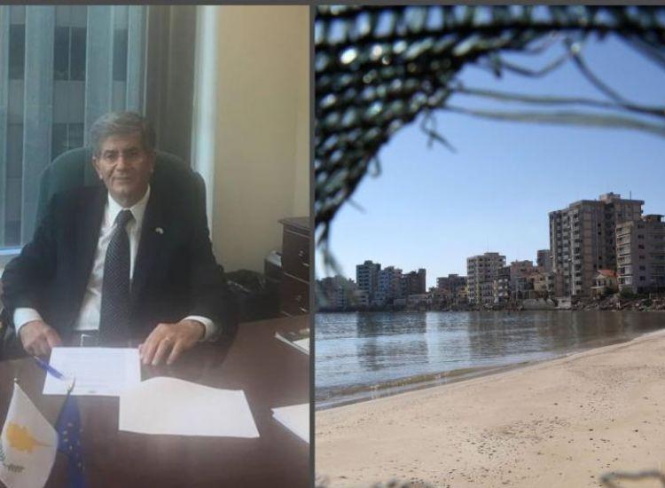 Απέσυρε την υποψηφιότητά του για τον Δήμο Αμμοχώστου ο Παύλος Αναστασιάδης