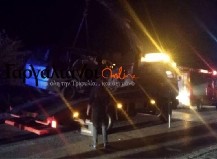 Φρικτό τροχαίο στην Ελλάδα με 3 νεκρούς και 3 τραυματίες. Καταδίωξη μετά από αρπαγή κοπέλας