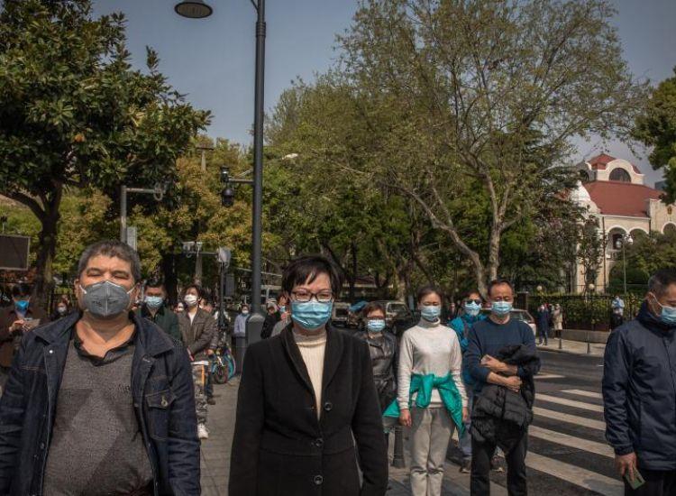 CNN: Η Κίνα δημοσίευε λάθος αριθμούς κρουσμάτων στην αρχή της πανδημίας