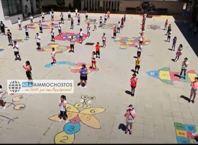 Αυγόρου: Η συγκινητική πρωτοβουλία δασκάλων και μαθητών