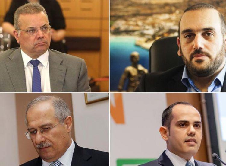 Ποια είναι τα τέσσερα νέα πρόσωπα στην κυβέρνηση