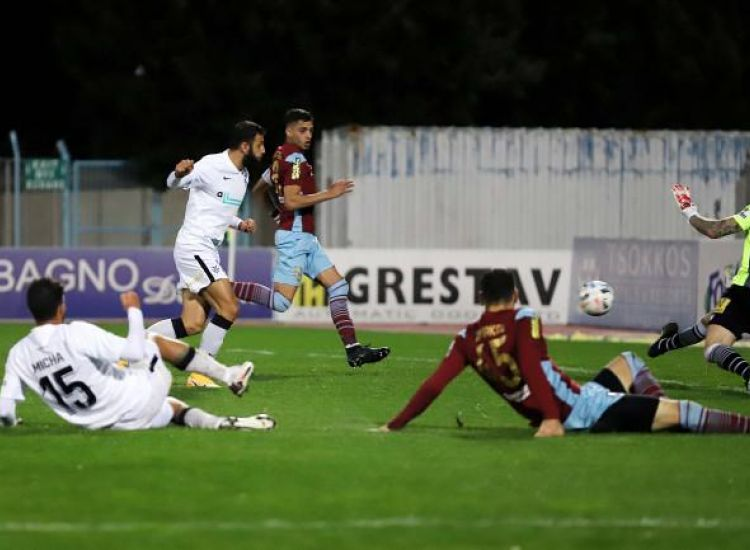 ΕΝΠ - ΑΝΟ: Τα γκολ και οι καλύτερες φάσεις του αγώνα