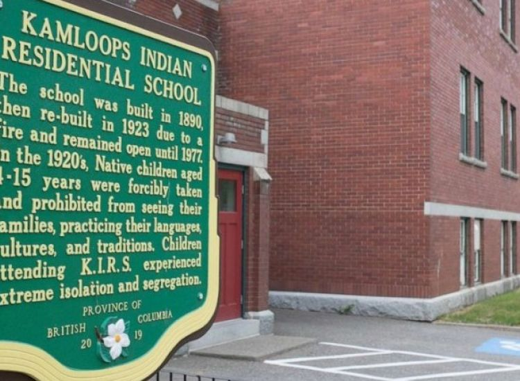 Φρίκη στον Καναδά: Βρέθηκε ομαδικός τάφος με 215 παιδιά σε παλιό σχολείο (VID)