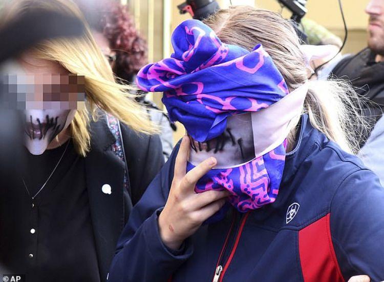 Υπόθεση ομαδικού βιασμού Αγ. Νάπα: Η ζωή της Βρετανίδας μετά την καταδίκη - Όλα είναι πολύ πιο αγχωτικά τώρα
