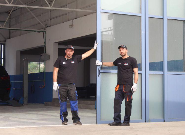 Παραλίμνι: Στο πλευρό σου και στο Lockdown το συνεργείο G&P Racing