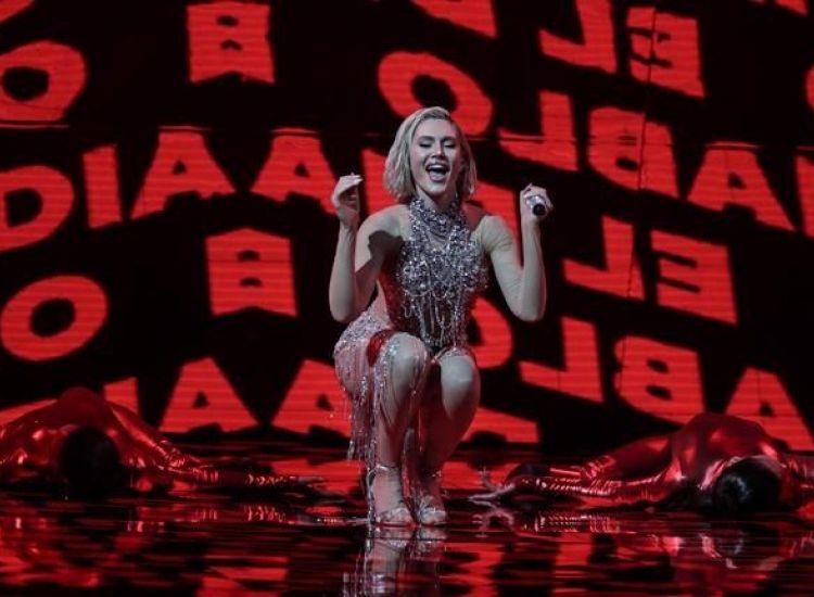 Η Κύπρος με το «El Diablo» ανοίγει απόψε την αυλαία του μεγάλου τελικού της Eurovision