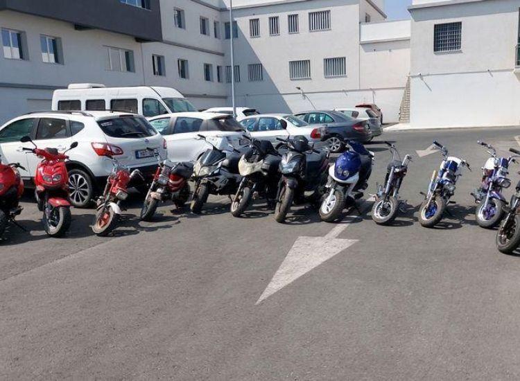 Φρέναρος: Δεκατέσσερις μοτοσικλέτες κατακράτησε η Αστυνομία