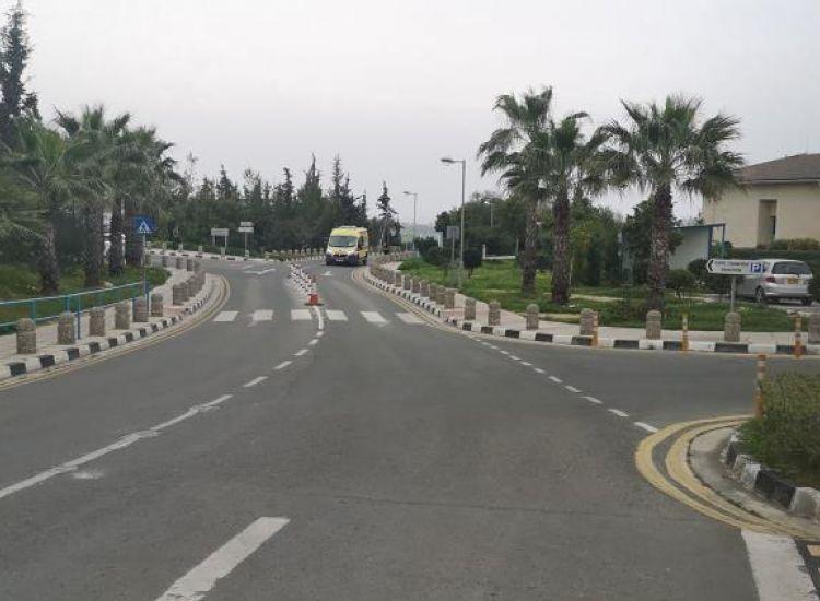 Είκοσι ασθενείς στο νοσοκομείο Αμμοχώστου - Ξεκίνησε το Drive through