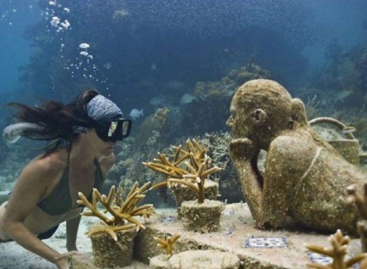 Αγία Νάπα: Δημιουργείται το πρώτο Υποβρύχιο Μουσείο της Μεσογείου