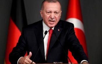 Ερντογάν: Η Τουρκία δεν δέχεται διαταγές από κανέναν
